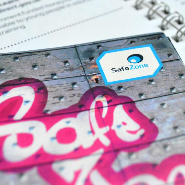 Safezone Brand Identity