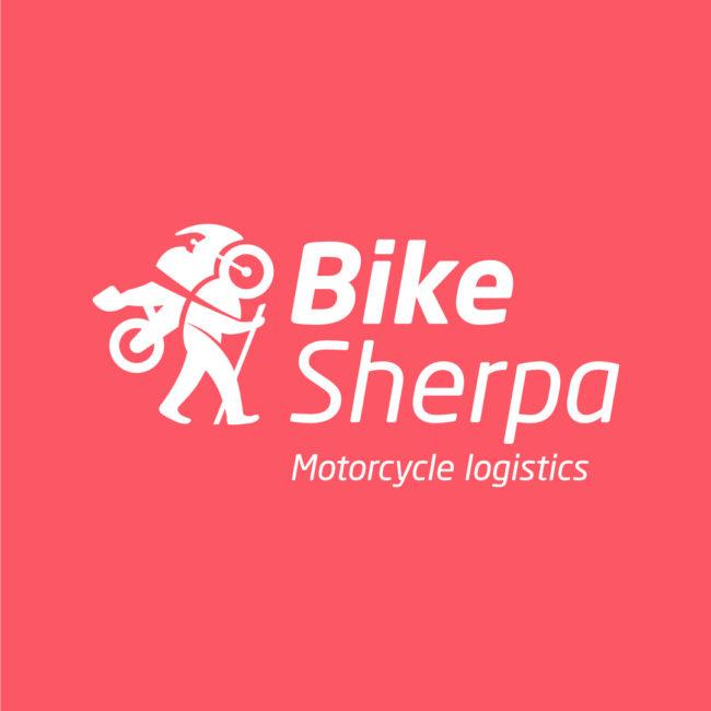 Bike Sherpa Brand Identity