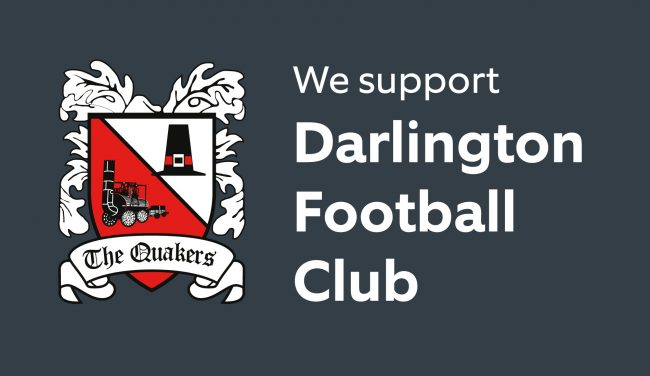 Darlington Football Club - The Unknown Creative