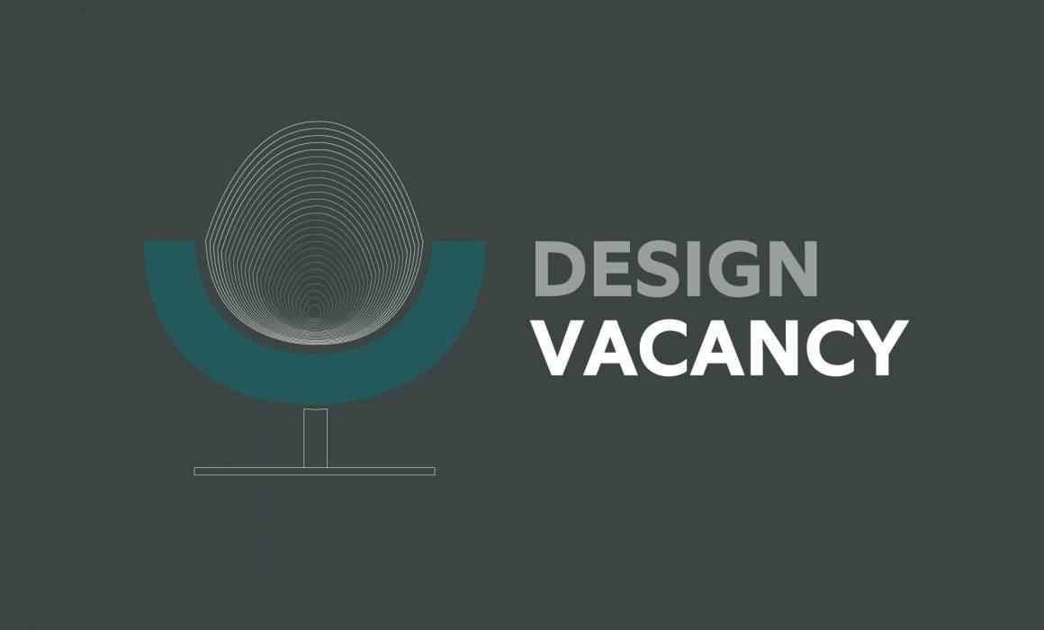 Design Vacancy