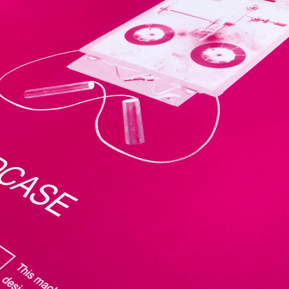 Headcase Pink