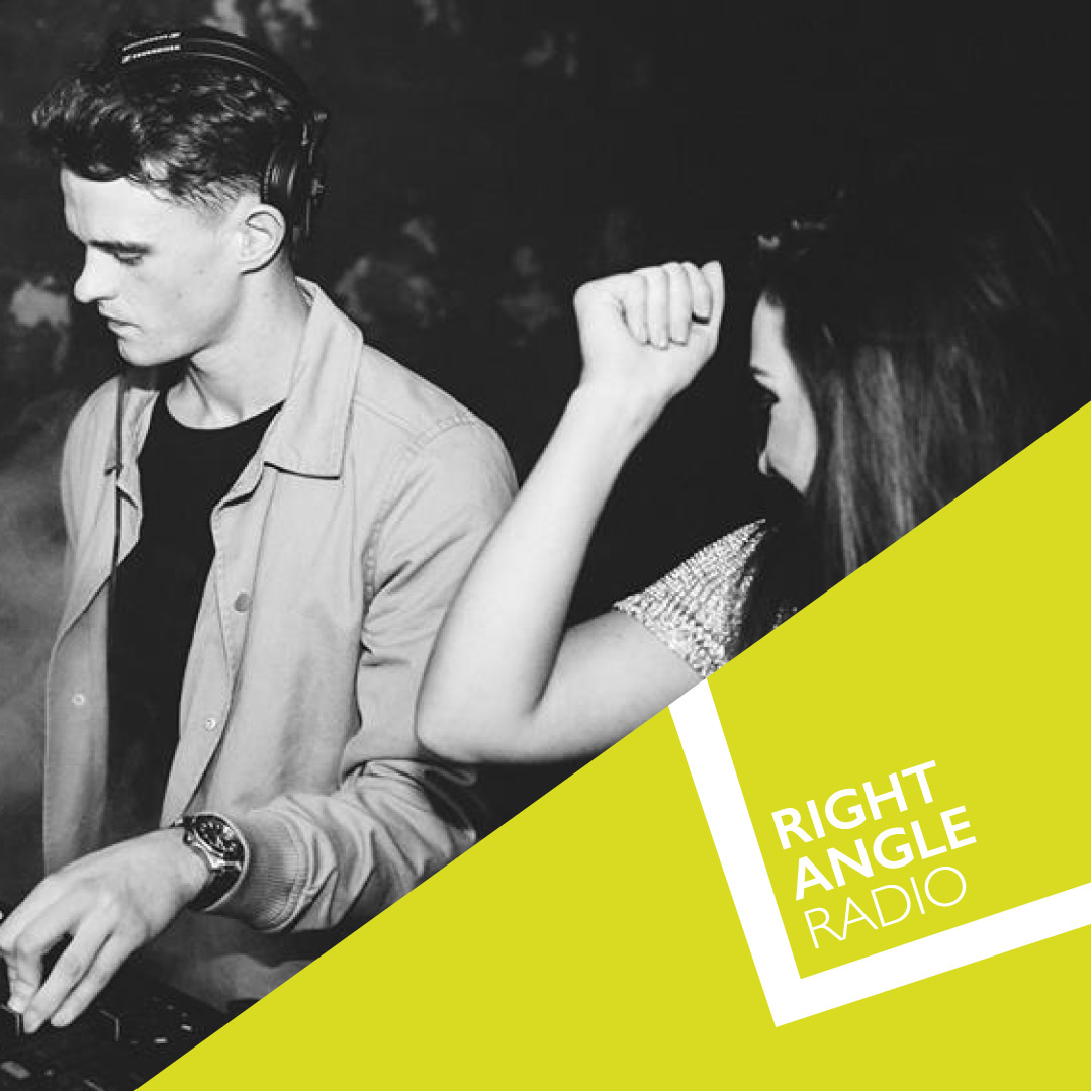 Suite of logos launched for Right Angle Radio's Ibiza residency