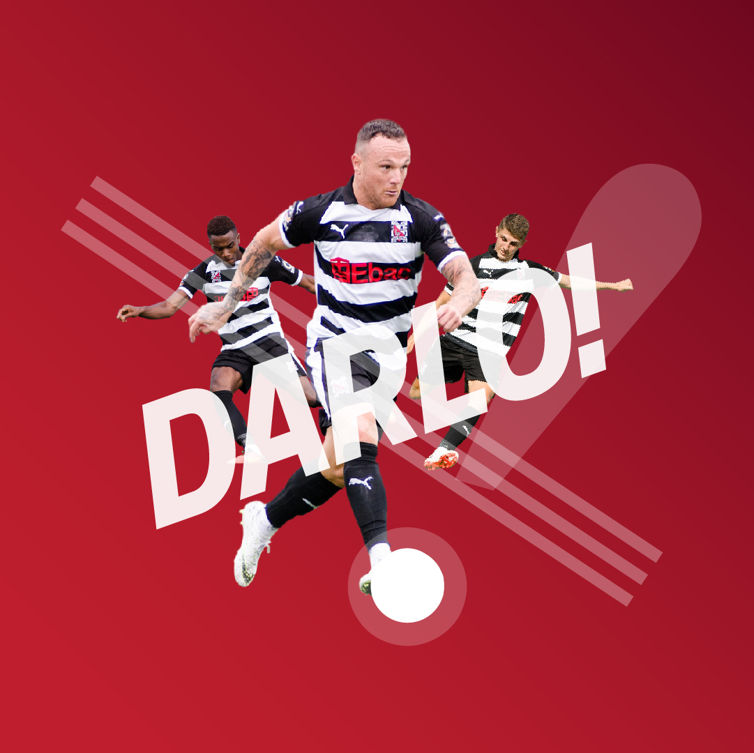 Darlington Football Club – Where You Belong