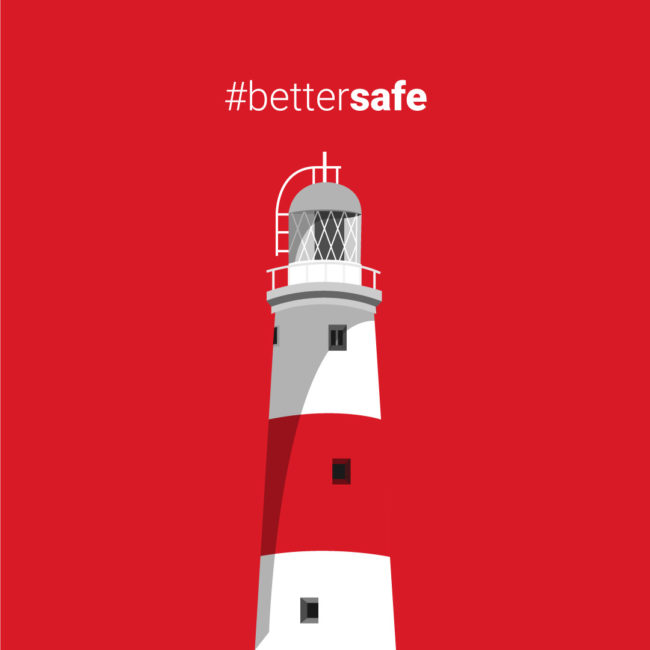 #betterSafe