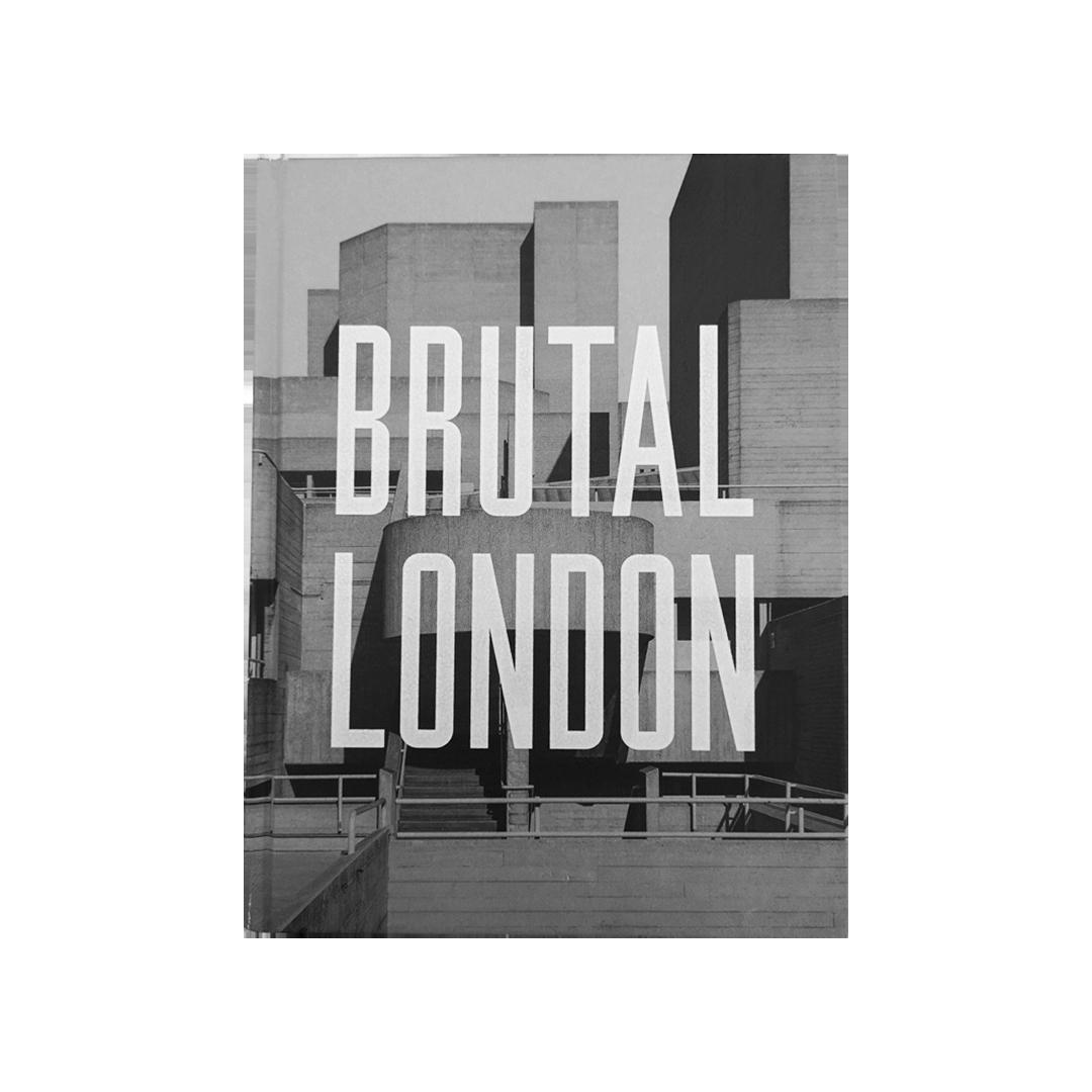 Brutal London Book