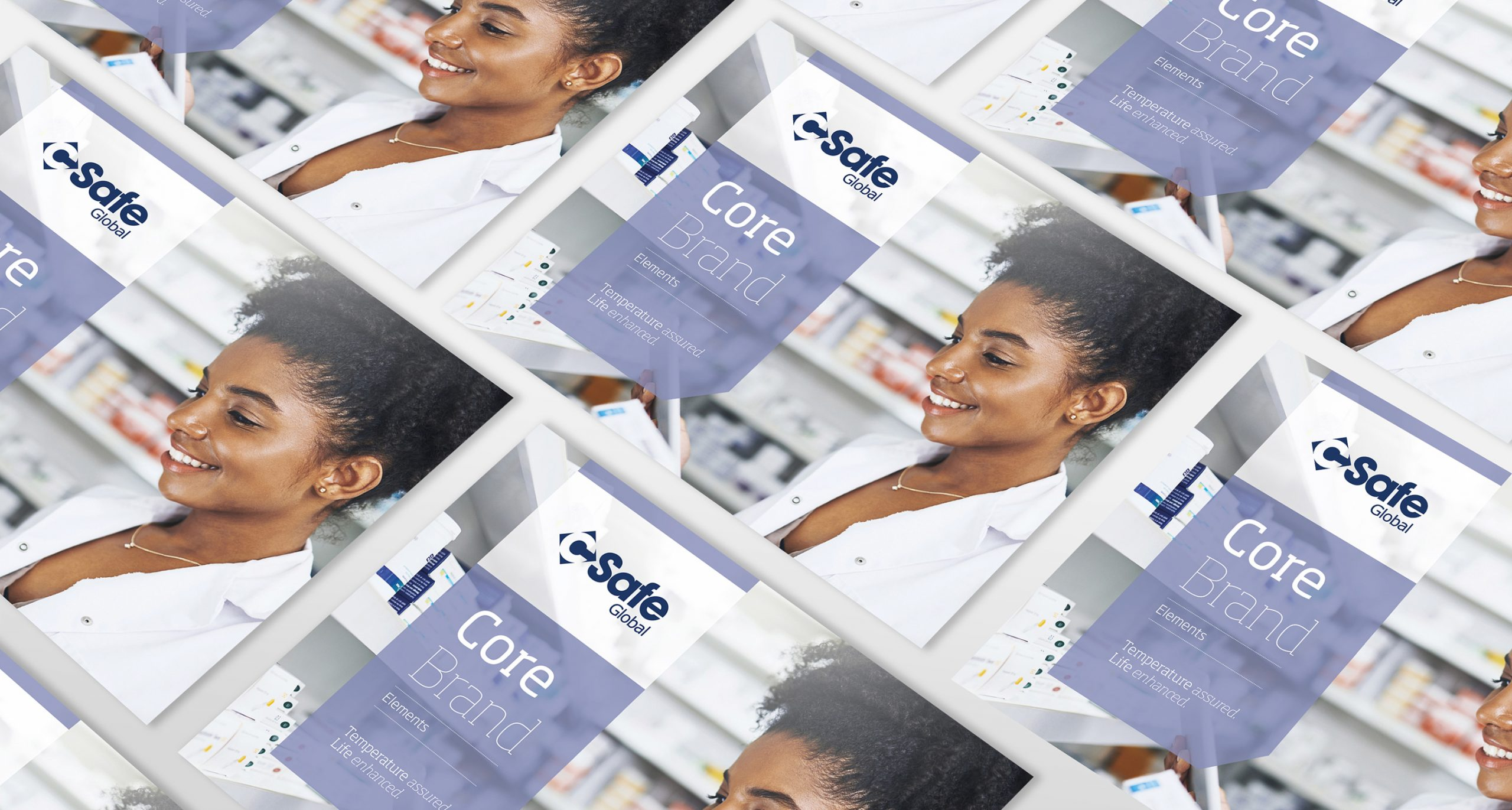 CSafe brand guides