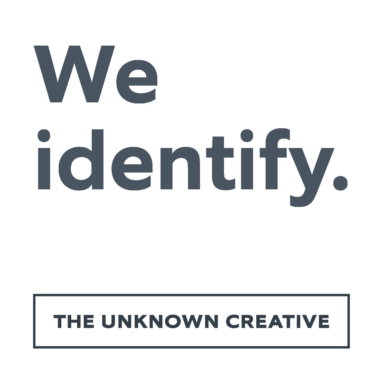 we identify