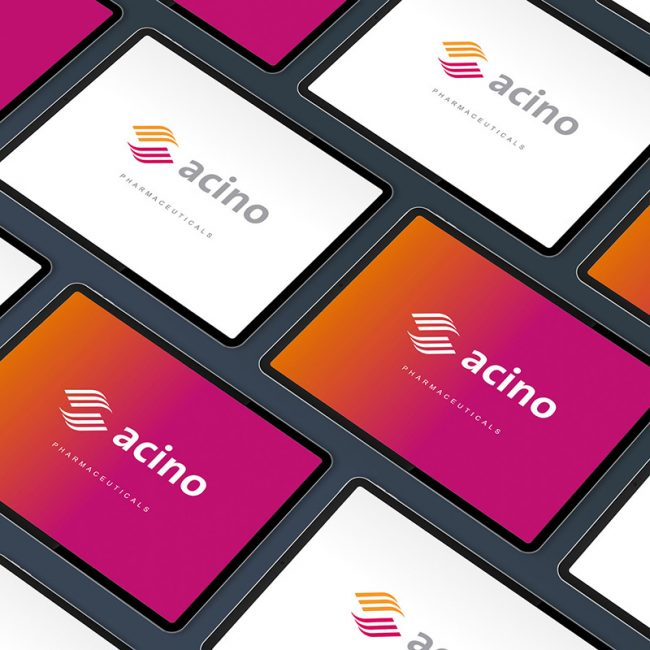 Acino project by The Unknown Creative